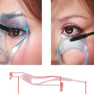 Maria crystal eyelash card three in one eyelash card kq-1029 mascara a good helper