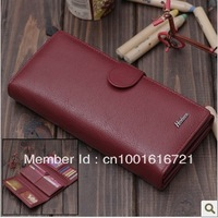 Free shipping 2012 new Japan-South Korea genuine Ladies Wallet Female Long Leather Wallet Leather Ladies Wallet Purse