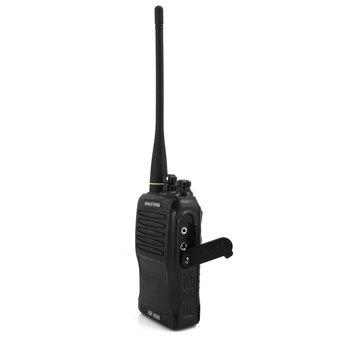 Baofeng Walkie Talkie 5W 16CH BF-888 UHF Portable Two-Way Radio handle interphone Ham CB radio Transceiver A0807A Alishow
