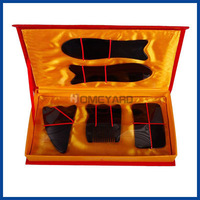 Traditional Acupuncture Massage Tool Set Gua Sha 1set Free shipping Best selling