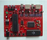 MB90092 DEMO OSD video overlay development board +Free shipping