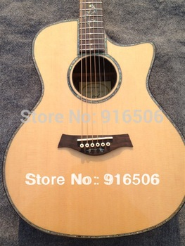 2014 new acoustic guitar free shipping taylor acoustic electric 916ce new arrival wholesale price highest quality