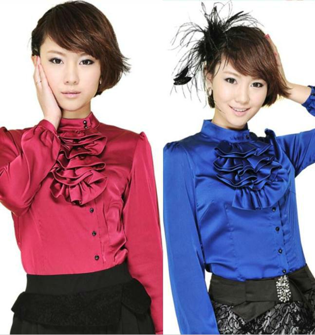 Блузки Рубашечного Типа С Доставкой