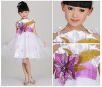 Min.order is $20 (mix order) Wholesale children' Performance/Dancing apparel/dress cheap price.Princess gauze Free shipping