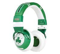 20pcs Hot 3.5 mm skull headphone best Headset  Free Shipping via HKems