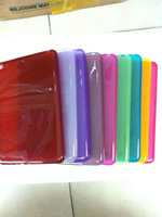 for ipad mini case,colorful TPU Silicone Soft Skin Cases Cover For ipad mini Free Shipping by DHL/EMS 300pcs/lot Wholesale