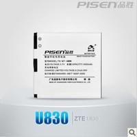mobile phone battery for ZTE U830 for (Li3715T42P3h504857) U812/U830/U880S/V788D/V6700