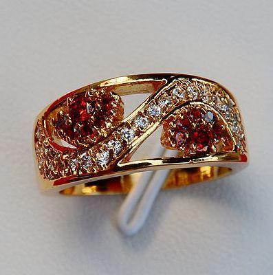 Кольцо Other 14KT 1059 loverjewelry 11x13mm 14kt 2t018
