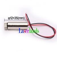 Industrial Focusable 50mW 405nm Violet/Blue Laser DOT Diode Module 3VDC-5VDC