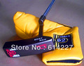 Free shipping men&#39;s scot circa 62 no3 golf putter come with golf headcover