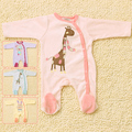 2012 children's clothing newborn clothes supplies spring and autumn baby clothes socks romper bodysuit spring and autumn