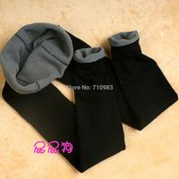 New Leggings For Women Arrival Casual Warm Winter Faux Velvet Legging Winter thermal plus bamboo fiber grey velvet black legging