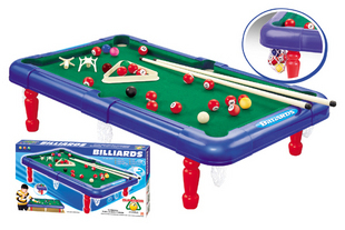 Sports toy - ultralarge child pool table child snooker