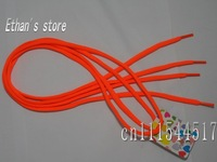 FREE SHIPPING  salmon pink sport shoelace for children  wholesalers