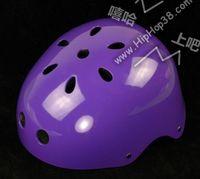 Hiphop, Scooter, Street Dancing Helmet Purple