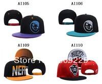 Hot Style Hats!Neff Corpo Snapback Cap baseball caps adjustable cap custom cap mix order top quality with best price