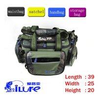 ILURE Wholesaler New Canvas fishing tackle bag