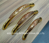 128mm Free shipping pure copper door handle/ knobs furniture hardware