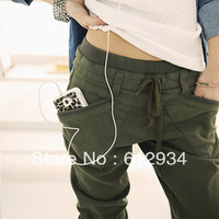 2013 personalized fashion pants WOMAN casual pants plus size pants XXXL