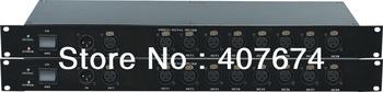 DMX512 8 Channels DMX Splitter&transmitter,DMX Signal Sputer,Dimmer Pack,DJ Equipments