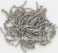 Free Shipping 316L stainless steel belly bar banana eyebrow bar banana curve post body piercing jewelry accessory
