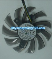 EVERFLOW 8010 T128010SU 12V 0.35A Graphic card fan,Cooling Fan