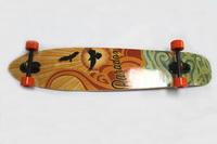 """Free shipping 42"""" complete skate longboard Professional drop down skateboard   longboard online store"""
