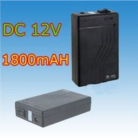 DC 12V 1800mah Super Rechargeable Li-ion Battery