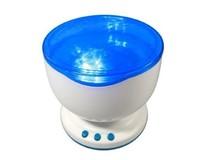 Ocean Sea Wave LED Projector light / Led Night Light with MP3 Speaker USB Lamp