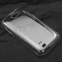 I8150 Case, High Transparency Clear Crystal Hard Back Cover Case for Samsung Galaxy W I8150