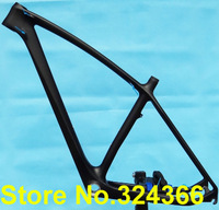 29ER - Full carbon Matt MTB mountain bike frame  Headset . SIZE :  19""