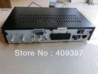 5pcs free shipping cccam digital satellite receiver, dvb 500s free shipping