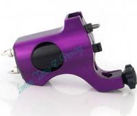 Free Shipping Newest design aluminum rotary tattoo machine gun tattoo studio supply top quality stigma rotary machines