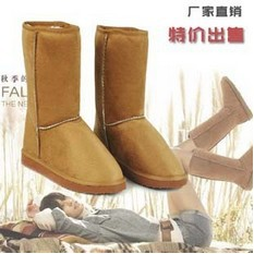 New arrival Women Fashion Winter Warm Flat Heels Ladies Solid Snow Boots