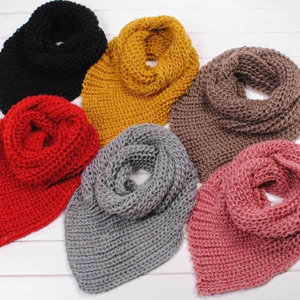 patron tricot chale
