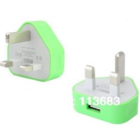 New Britain England USB Plug Power Adapter Charger for Charging