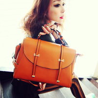 Special offer !!!fashion vintage bag preppy style handbag messenger bag document women's handbag m28-058