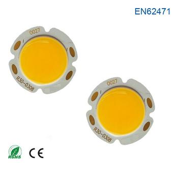 LED Heat sink  Aluminum Base Round LED Chip 10W 900lm