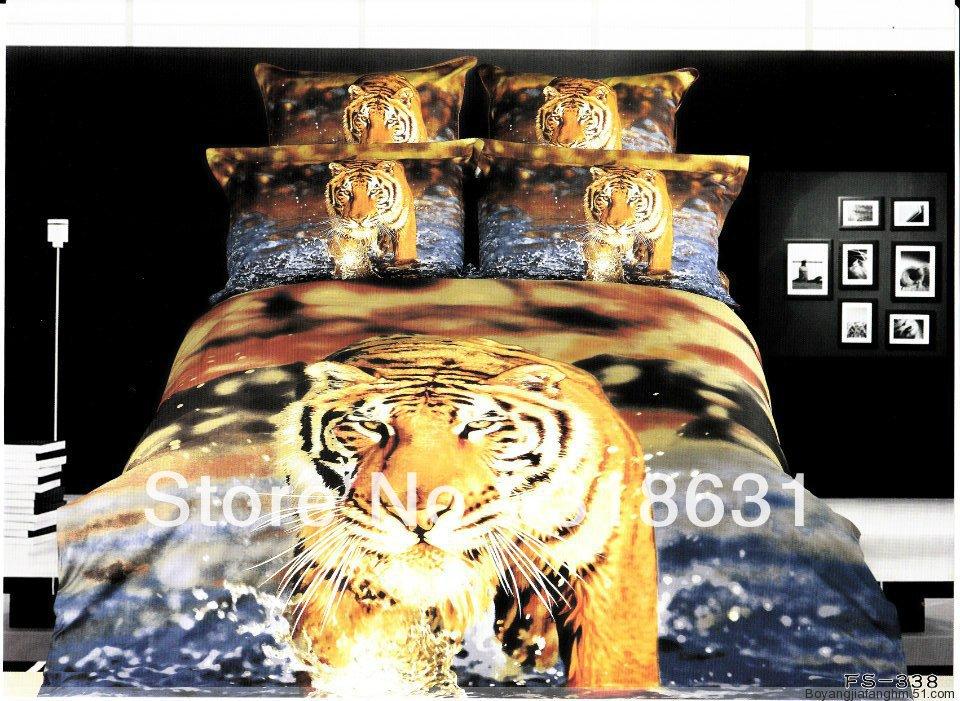 Tiger Bedroom Decor