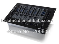JBSYSTEMS Mini DJ Mixer 6channels BPM6-USB
