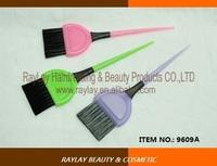 Professional high quality plastic salon hair tint brush