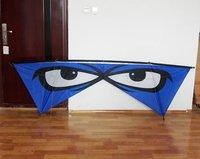 "Free Shipping New Eyes 94"" Quad Line Kite Carbon Rod +Tool  Sport Kite Outdoor Stunt LK014"