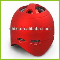 Cute shape mini speaker with handfree