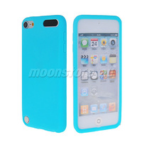 NEW SOFT GEL SKIN TPU SILICONE CASE COVER  FOR APPLE IPOD TOUCH 5 5G 5TH FREE SHIPPING