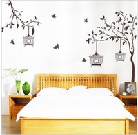 Wall sticker Parlour bedroom decoration Sofa TV background Happiness light