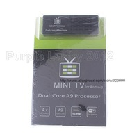 Best Serving 30PCS MK808 Android 4.1 Jelly Bean Mini PC RK3066 A9 Dual Core TV Box  Dongle UG802 III RAM 1GB ROM 8GB HDMI 1080P