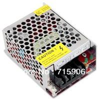 Free shipping 25W LED Driver Power Supply Transformer MR16 MR11 12V