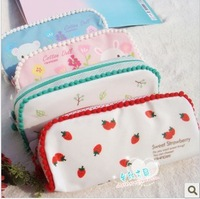 Retail!Cute design pencil bag/pencil pouch/pencil case Free Shipping