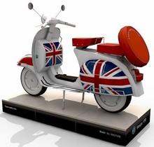 popular diecast model motorcycles