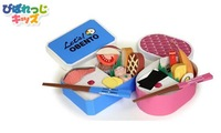 Min.order $19(mixed support) At home gourmet food   3D puzzle DIY paper model Educational Toy